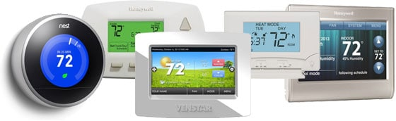 Best Wireless and Programmable Thermostat Reviews | Top