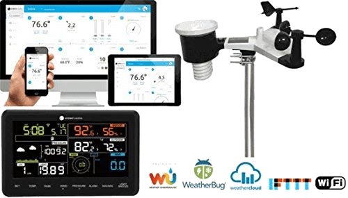 Best Home Weather Station Reviews in 2019 | Temperature Sensei