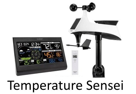 Home Weather Station Temperature Sensei