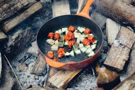 How Do You Reduce Vegetable Spoilage When Camping With Coolers?